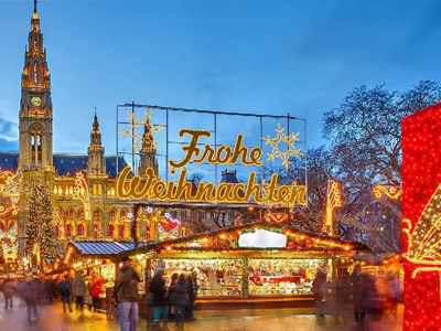 Christmas Markets River Cruise by Niche Travel Group