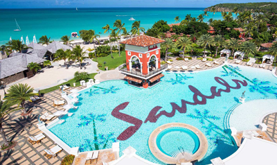 Sandals abd Beaches Resorts by Niche Travel Group